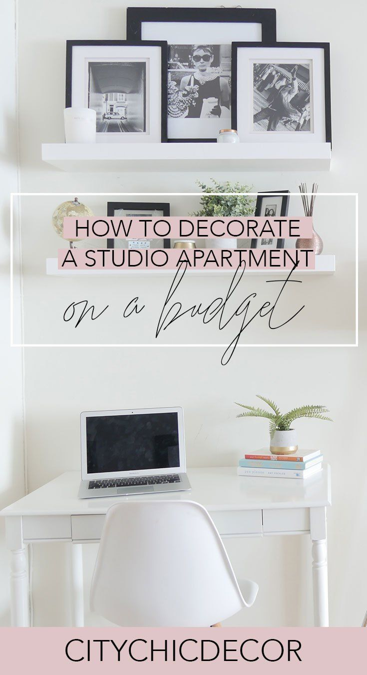 Struggling To Decorate Your Studio Have No Fear You Can Create A Chic Oasis
