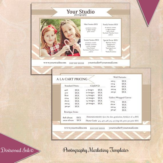 The 25+ best Photography price list ideas on Pinterest - pricing sheet template