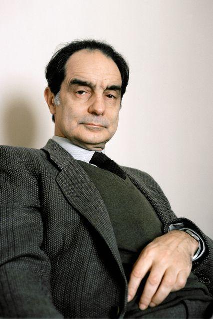 Italo Calvino by Ulf Andersen