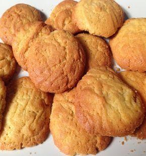Αφράτα μπισκότα με ελαιόλαδο, τζίντζερ και λεμόνι - Νέα Διατροφής