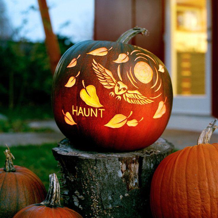 24 fun halloween decorating ideas - Pumpkin Halloween Decorations