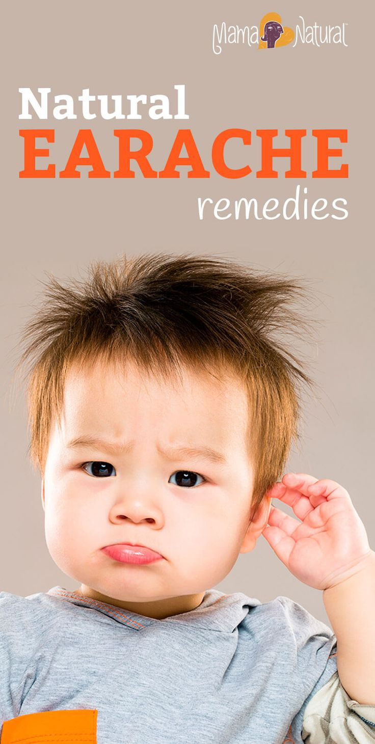 Natural Earache Remedy For Toddler