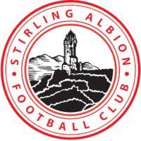 1945, Stirling Albion F.C. (Scotland) #StirlingAlbionFC #Scotland (L17654)