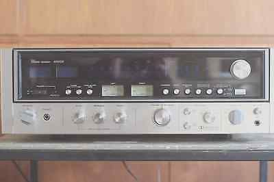 sansui 9090 stereo receiver sansui wiring diagram and circuit schematic