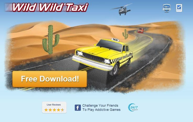 Play wild taxi, and test your driving skills. CLICK HERE.
