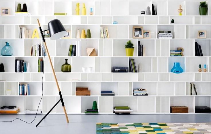 13 best images about grand meuble rangement pour salon on for Meuble boconcept