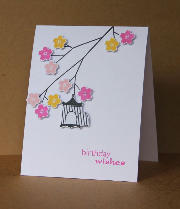 17 Best images about Birthday Stampin Up Cards – Pinterest Stampin Up Birthday Cards