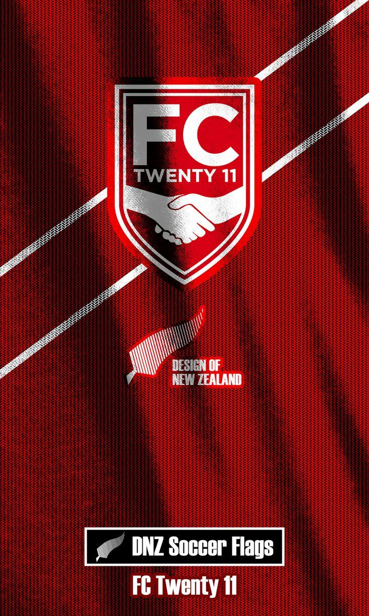 DNZ Soccer Flags: FC Twenty 11