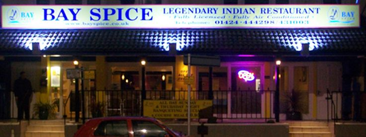 Bay Spice – Legendry Indian Restaurant