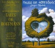 Jacques Offenbach: Tales of Hoffman [CD]