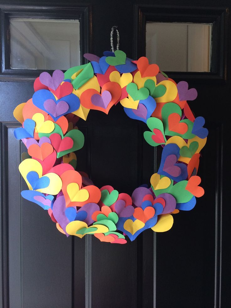 17 best ideas about construction paper flowers on