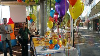 1st birthday private party at harbour kitchen glass room