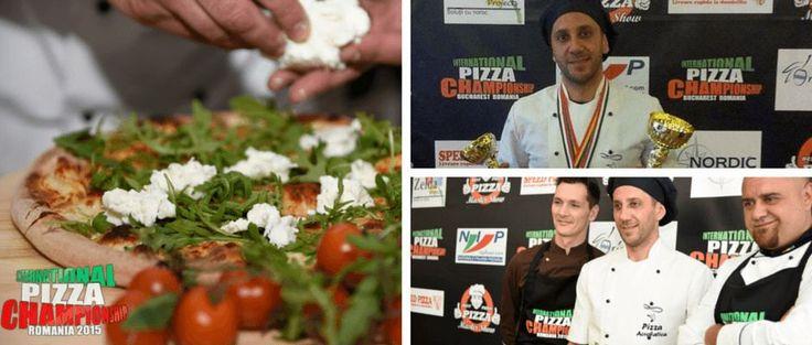 [VIDEO] Campionatul International de Pizza Bucuresti 2015