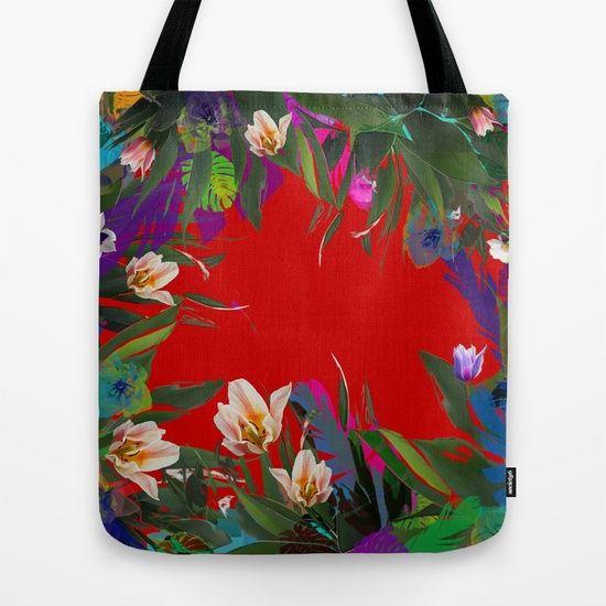 Flower carpet(61) Tote Bag