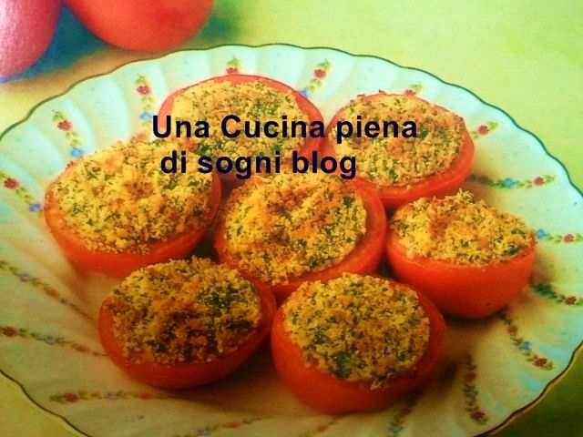 Ricette Pugliesi e Salentine: Pomodori alla Pugliese