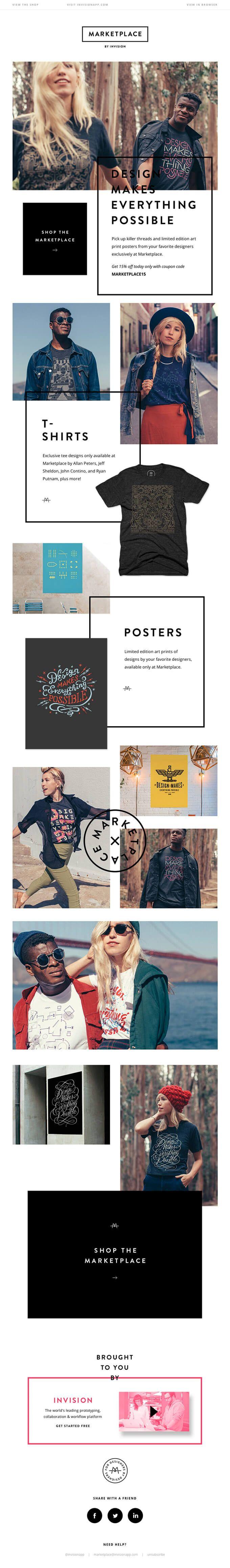 429 best Email Design images on Pinterest