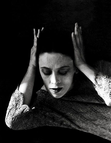 martha_graham by imoghen cunnigham, 1935