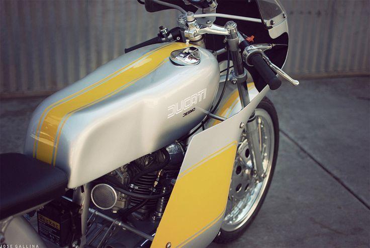 Vintage Ducati Desmo @ speedmilk | DERESTRICTED
