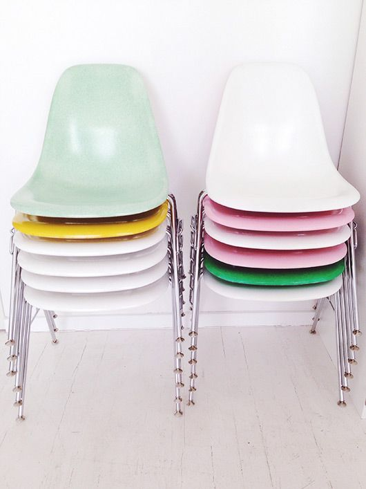 Best Chairs Ever @bri Emery / Designlovefest Studio / Sfgirlbybay