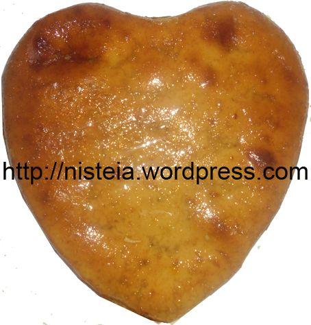 Συνταγή – φωτογραφία: Μαρία Υλικά Ο χυμός από 5 μέτρια γλυκά πορτοκάλια (σε ένα δοχείο ο χυμός από τα 4 και σ' άλλο ο χυμός από το 1) Ξύσμα μισού πορτοκαλιού 1 γεμάτη κουταλιά σούπας μέλι (ή …