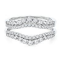 1 ct. tw. Diamond Ring Enhancer in 14K Gold
