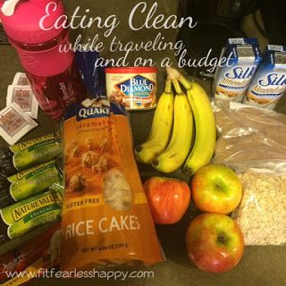 Fit Fearless Happy-Eating Clean When Traveling and On a Budget meal planning, clean eating, healthy travel tips, budget friendly, 21 day fix, fit fearless happy, healthy food, healthy lifestyle, 21 day fix extreme, insanity, insanity max 30, travel tips, budget