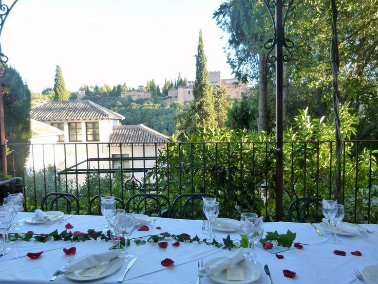 Pétalos Alhambra