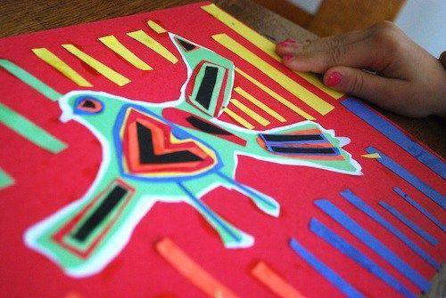 Create a Mola: Folk-Art from Panama