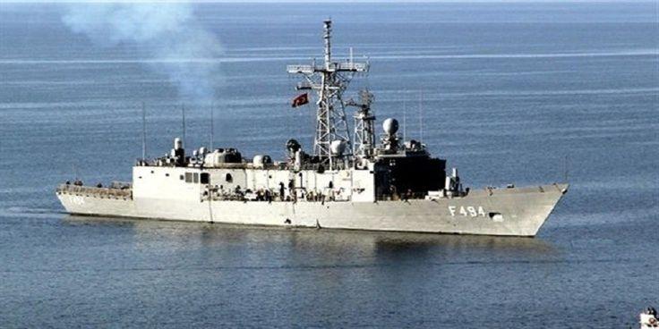 ΕΚΤΑΚΤΟ- Τουρκική φρεγάτα έμφορτη με ειδικές δυνάμεις SAT στοχοποίησε το πλωτό γεωτρύπανο «West Capella»