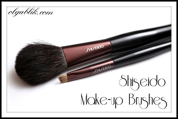 Shiseido Make-up Brushes