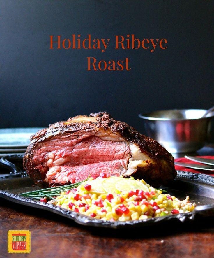 Holiday Ribeye Roast