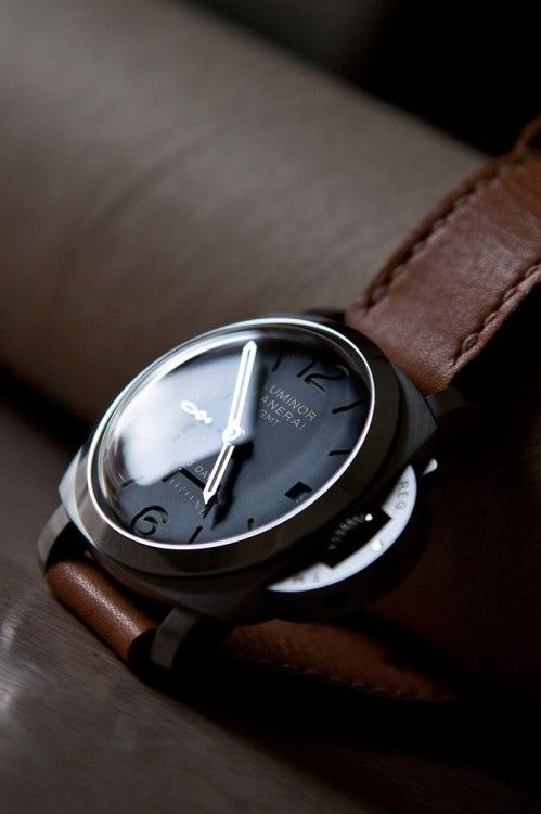 Luminor Panerai GMT now this is a real mans watch
