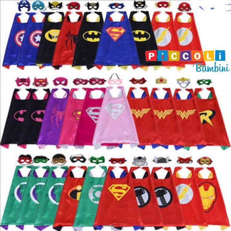 Capa e máscara super heróis. Meninos e meninas. Hulk Capitão América Homem de Ferro Thor Batman e Robin Mulher Maravilha Frozen Homem Aranha Mulher Aranha Superman (capa azul ou vermelha) SuperWoman Batgirl Batman e Dart Vader. Tamanho:  R$3490 Para comprar ou vender Whatsapp (19)99670-0210 Nossos produtos podem ser retirados em Indaiatuba/SP.  #amoreterno #bazar #bazaronline #bebe #bebes #cartersbrasil #campinas #chadebebe #chadefraldas #desapego #enxoval #enxovaldebebe #euquero #gestante…