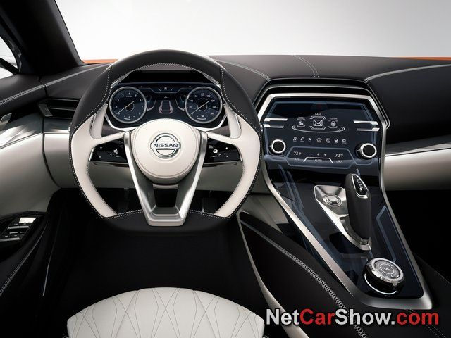 Nissan USA Official Site: Introducing The Nissan Sport Sedan Concept, The  Revolution Of Nissan Design.