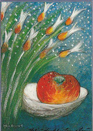 Onnellinen omena, Heljä Liukko-Sundström