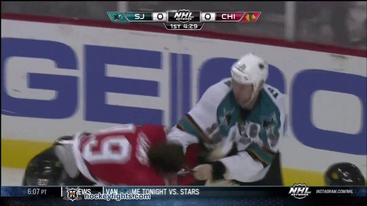 This is why Joe Thornton and Jonathan Toews (my captain) shouldn't be on the same team