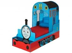Thomas The Tank Engine Toddler Feature Bed
