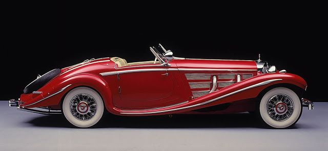 Mercedes-Benz 540K (1936)