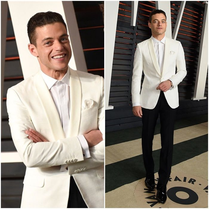 HME: Rami Malek : 2016 Vanity Fair Oscar Party (28.02.)...