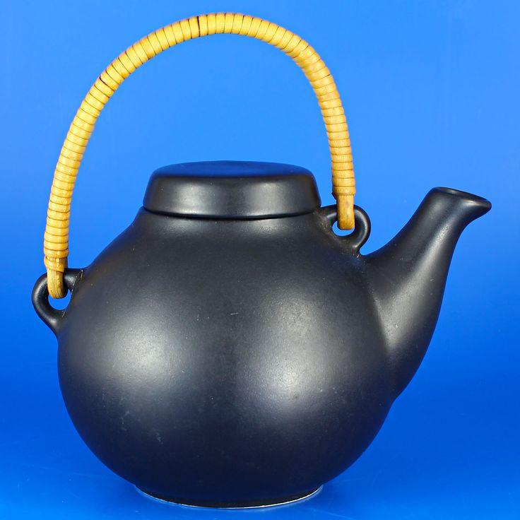 Ulla Procopé (Arabia 1960's) Globose tea/coffee pot
