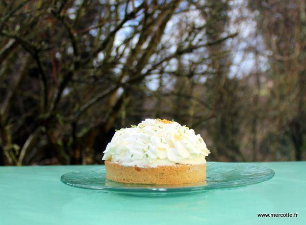 » La Fabuleuse Tarte à la Crème de Benoît Castel - La cuisine de Mercotte :: Macarons, Verrines, … et chocolat