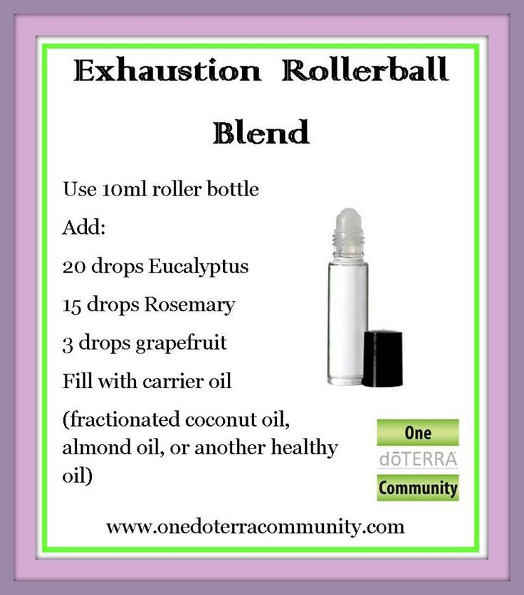 Oil blend to help with exhausted. I love to use oils to help boost me. Roll over pulse points, cup and inhale! This will help get you going and over the exhaustion!
