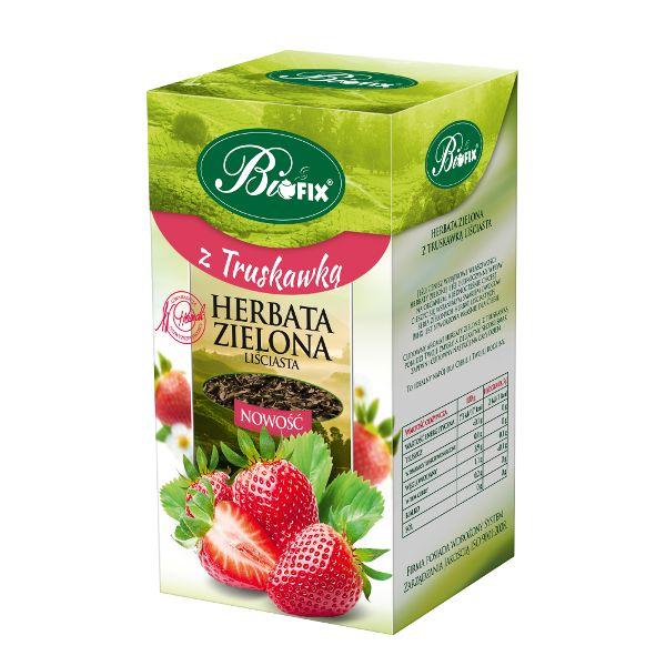 Herbata zielona z truskawką Biofix to obecnie nasza ulubiona herbatka Emotikon heart  https://www.facebook.com/1553705908207590/photos/a.1557936381117876.1073741828.1553705908207590/1659899330921580/?type=1&theater