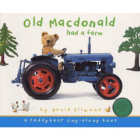 Old Macdonald has a farm. David Ellwand. 28/01/15
