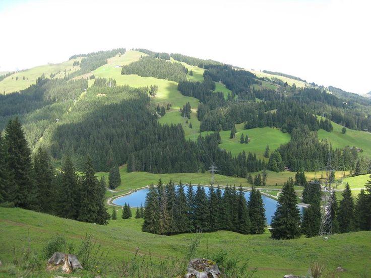 Filzalmsee (hiking area) - Brixen im Thale, Austria