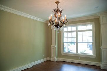 Barely visible baseboard heaters.  Baseboard Covers Design Ideas, Pictures, Remodel, and Decor