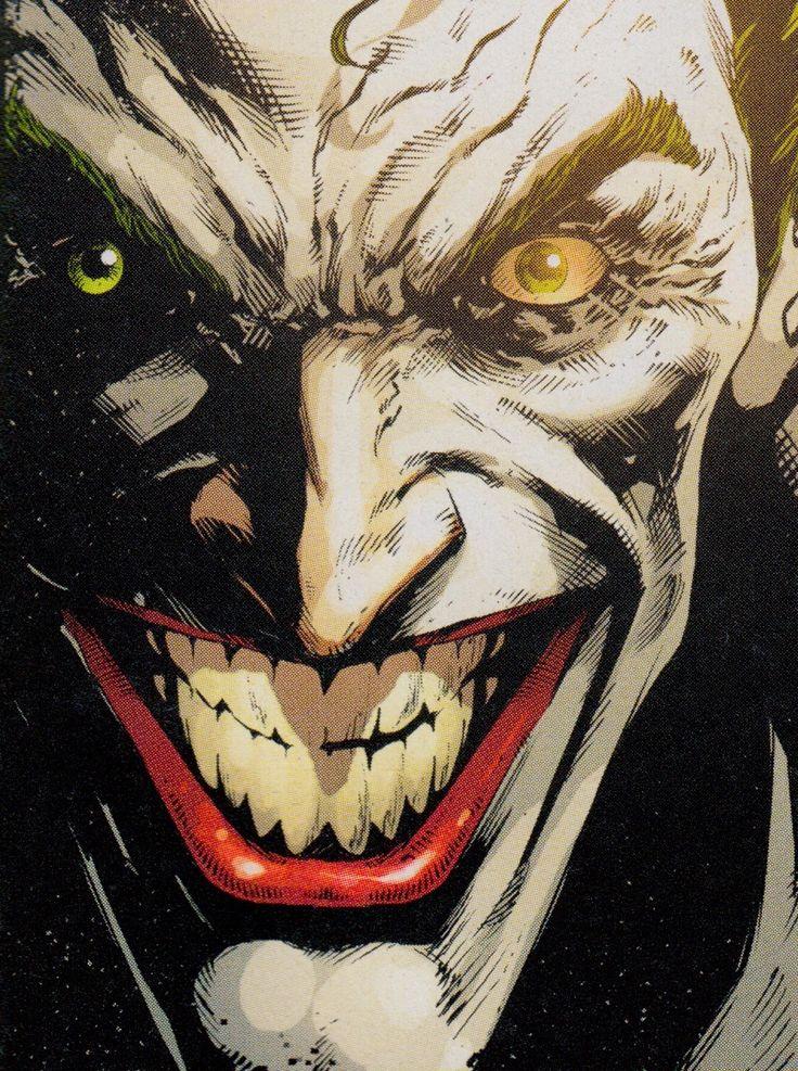 Batman Europa 3: Joker and Batman cover