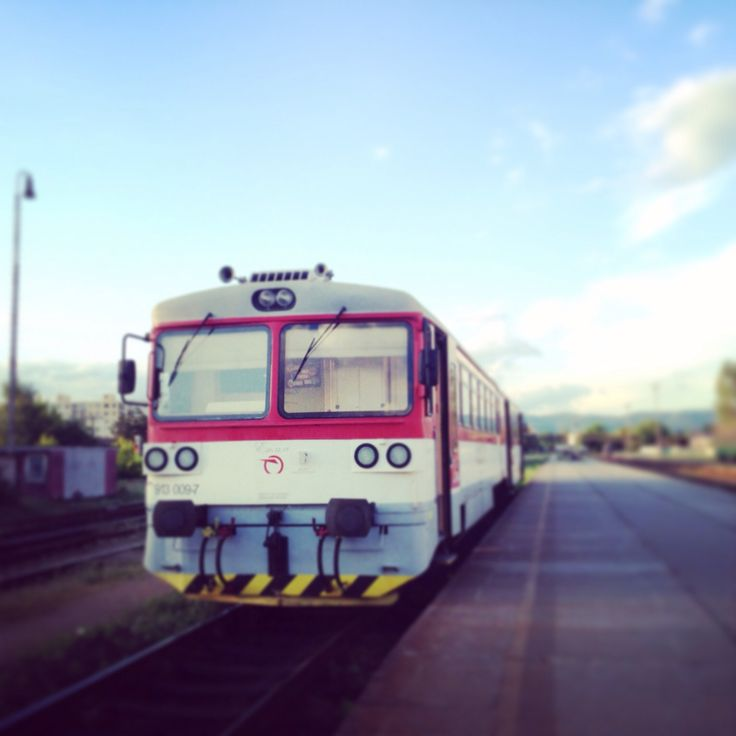 Vlaky zssk Prievidza