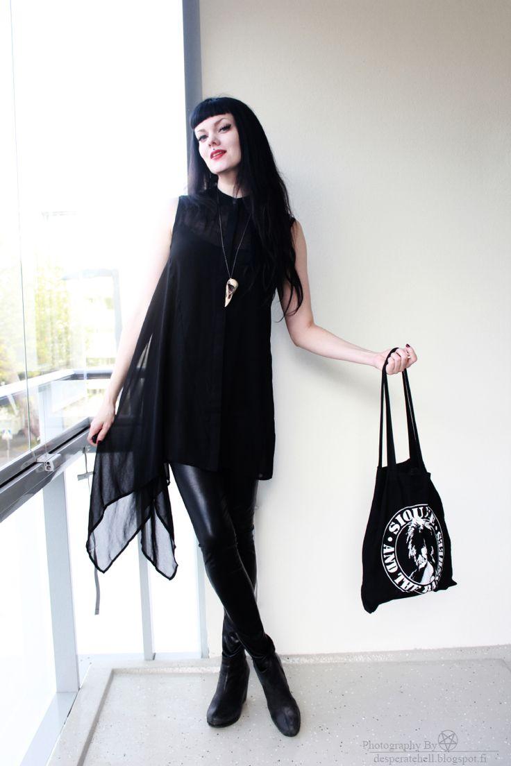 1534 best Fashion images on Pinterest | Gothic fashion, Alternative ...