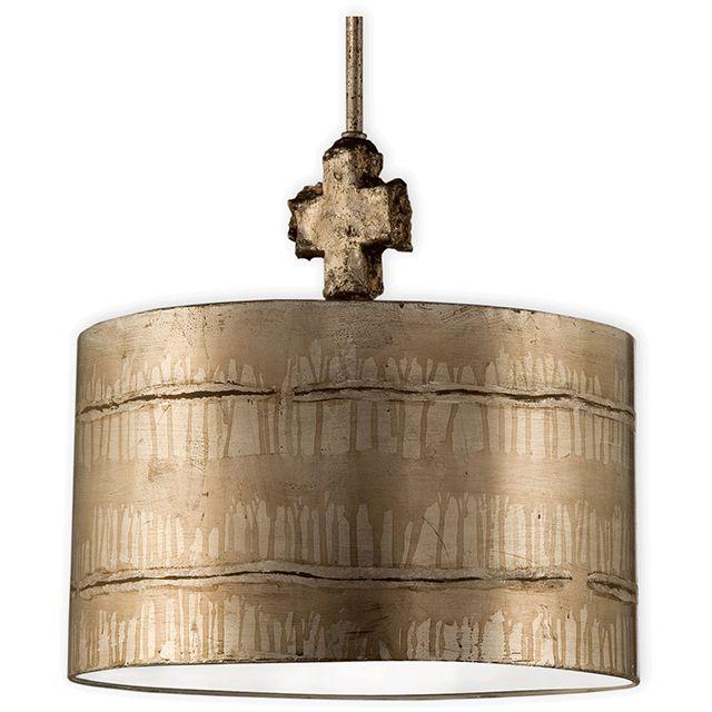 Trivelino Pendant Light Large in Silver 1